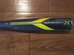 Easton Ghost X Hyperlite Composite Baseball Bat for Sale in Hammonton, NJ