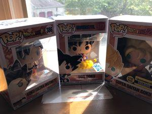Funko Pop Dragonball Z for Sale in Chesapeake, VA