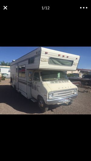 1978 dodge rv for Sale in Henderson, NV