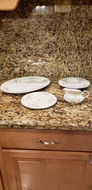 Beautiful Set of Fine Bone Misc. China Platters. And more for Sale in Plantation, FL