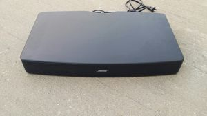 Bose tv solo sound system. Missing remote control for Sale in Plano, TX