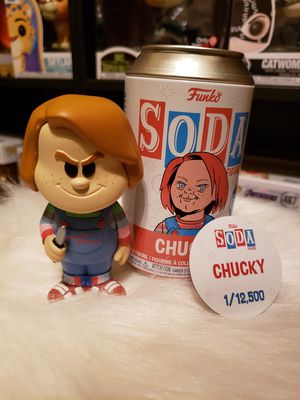 Chucky funko soda for Sale in Fresno, CA