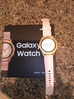 Samsung Galaxy watch for Sale in Riverview, FL