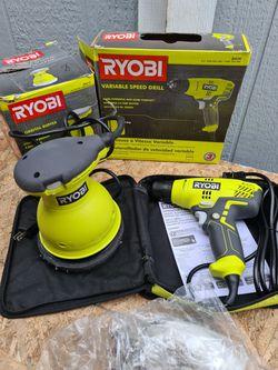 Ryobi two tool set. for Sale in Snohomish,  WA