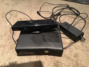Xbox 360 Gaming system with Kinect for Sale in McKnight, PA
