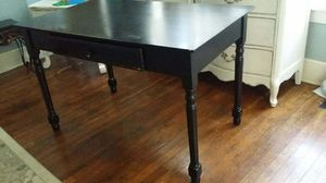 Solid Wood Desk/Crafting Table for Sale in Arlington, TX