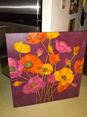 40x40oil painting for Sale in Alexandria, VA