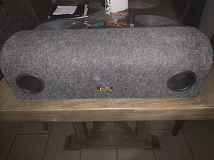 Polk audio c 4 old school for Sale in Chino, CA