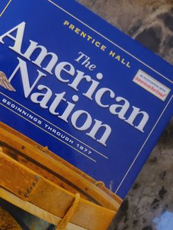 The American Nation Book for Sale in Los Lunas,  NM