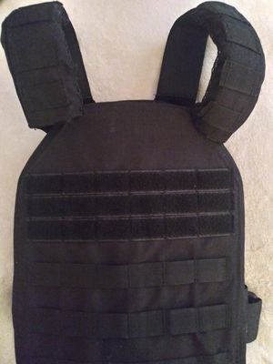 plate carrier level 3 10x12 plates in it for Sale in Belleair, FL