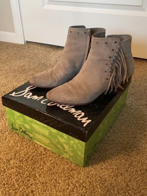 Sam Edelman Ankle Boots for Sale in Clinton Township, MI
