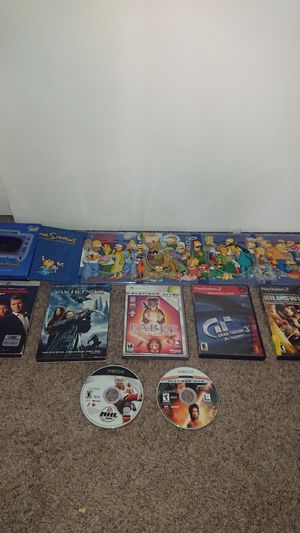 Video games and DVDs for Sale in Minneapolis, MN