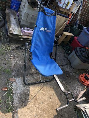 Ab lounger exercise equipment for Sale in Virginia Beach, VA