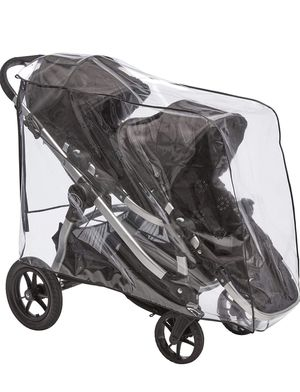 City Select Double Stroller Rain/wind cover for Sale in Marysville, WA