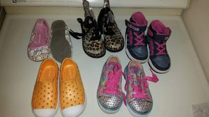 Girls shoes size 7. Price is for all. PRICE REDUCED. PRICE is FIRM. for Sale in Largo, FL