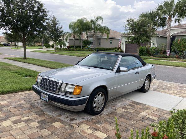Mercedes Benz 300C 1993