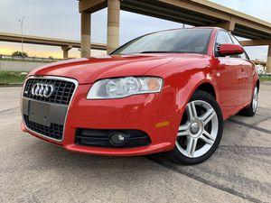 2008 Audi A4 QUATTRO EXCELLENT CONDITION CLEAN TITLE for Sale in Dallas, TX
