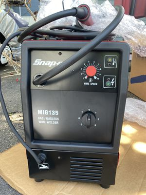 Snap on Mig135 welder New for Sale in Lynn, MA
