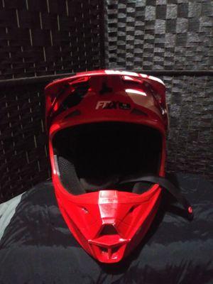 Fox racing helmet for Sale in Coburn, PA