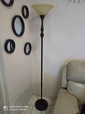 Floor Lamp 3-Lighting Household Living room for Sale in Miami, FL