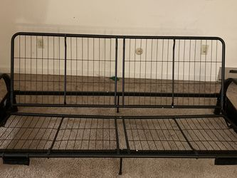 Futon Frame Metal Full Size for Sale in Weymouth,  MA