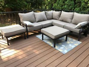 New!! Sectional, patio sectional, outdoor furniture for Sale in Phoenix, AZ