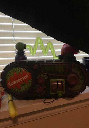 Original Nickelodeon clock for Sale in Norcross, GA