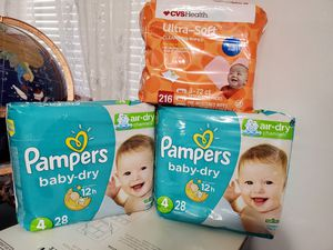 Pampers bundle for Sale in NEW CARROLLTN, MD