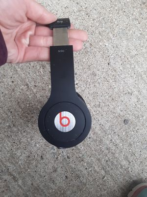 Beats by Dre headphones for Sale in Dallas, TX