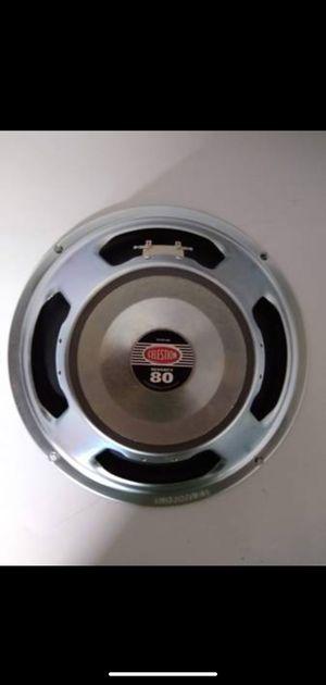 12 inch Celestion Seventy 80 guitar speaker for Sale in Framingham, MA
