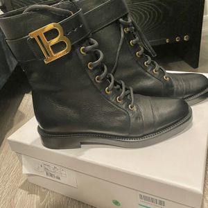 Balmain Ranger Boots for Sale in Los Angeles, CA