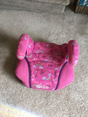 Graco booster seat for Sale in Medford, NJ