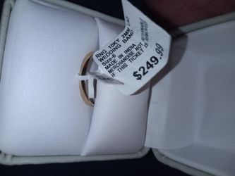 Gold ring/ wedding band 10KY for Sale in Denver,  CO