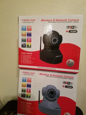 Foscam Wireless Cameras for Sale in Norfolk, VA