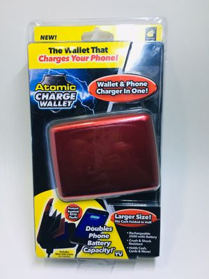 Wallet plus charger for Sale in Riverside, CA