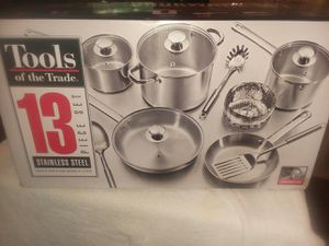 Cookware Set for Sale in Durham, NC