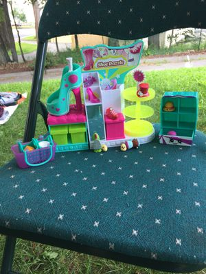 Shopkins Shoe Dazzle set for Sale in Sterling, MA
