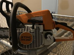 Stihl chainsaw for Sale in Vancouver, WA