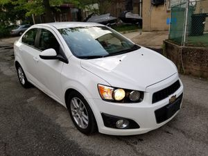 2012 Chevy sonic lt (1 owner) for Sale in Queens, NY