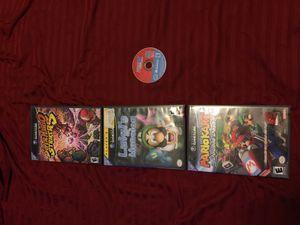 GameCube games for Sale in Auburn, WA
