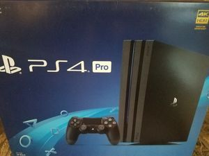 PS4 PRO for Sale in Abilene, TX