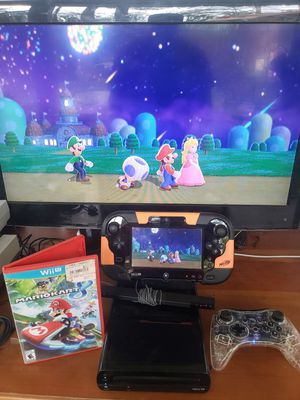 Nintendo Wii U for Sale in Crosby, TX