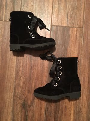 Nine West girls boots size 12 for Sale in Streamwood, IL
