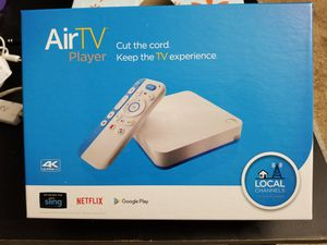 AirTV Player Streaming Device for Sale in Tacoma, WA