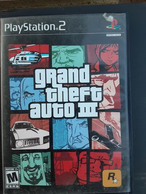 GTA PS2 with memory card $25 for Sale in Washington, DC