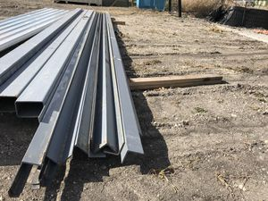 Angle 3x3 (1/4) 20 ft long 10 pcs for Sale in Dallas, TX