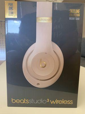 Beats studio3 wireless headphones for Sale in Queens, NY