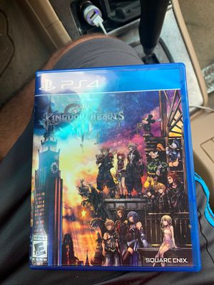 KINGDOM HEARTS PS4 for Sale in Miami, FL