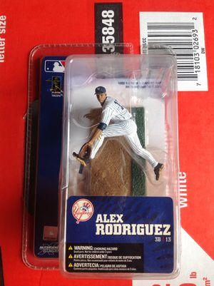 Sports action figure (Alex Rodriguez) for Sale in Surprise, AZ