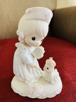 Precious Moments Growing in Grace age 7 figurine for Sale in Manassas, VA